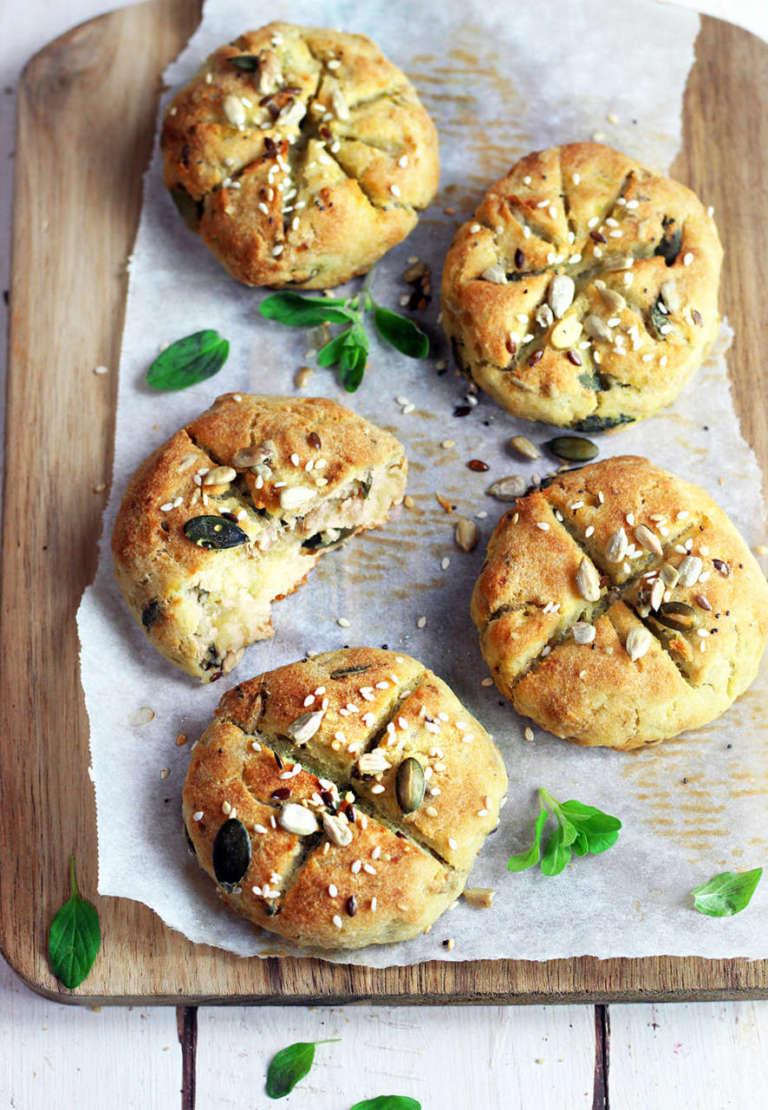Pane morbido senza lievito