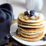 Pancakes leggeri senza glutine