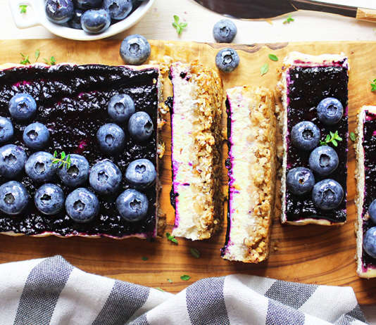 Cheesecake senza glutine e senza latticini