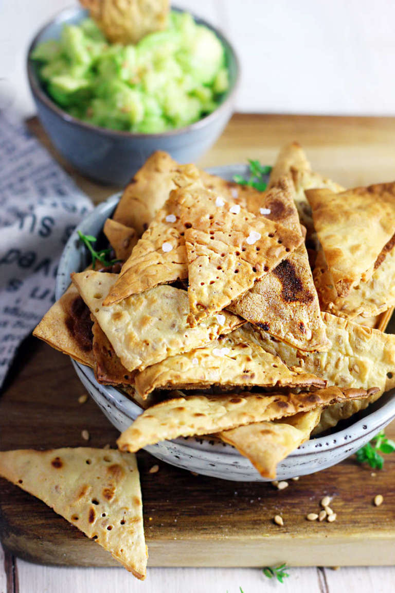 Chips di ceci