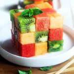 Cubo di frutta