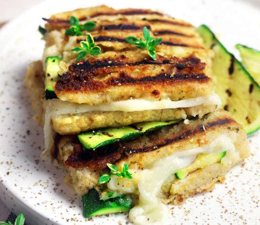 Toast di patate