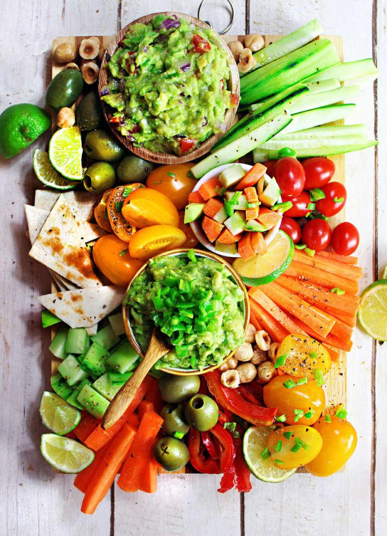 Guacamole 3 varianti