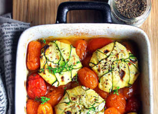 Ravioli di zucchine senza pasta