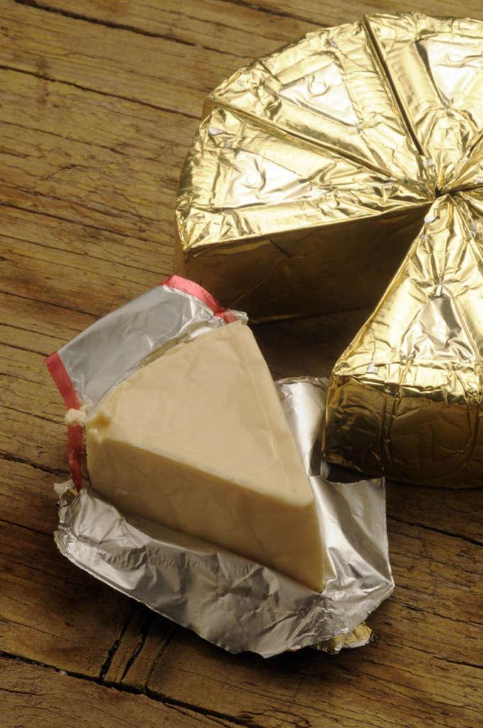 formaggini a triangolo