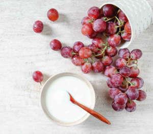 yogurt uva
