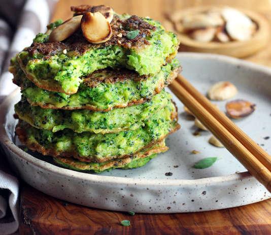 Frittelle di broccolo
