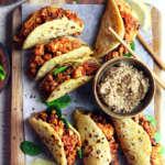 Tortillas veloci ripiene