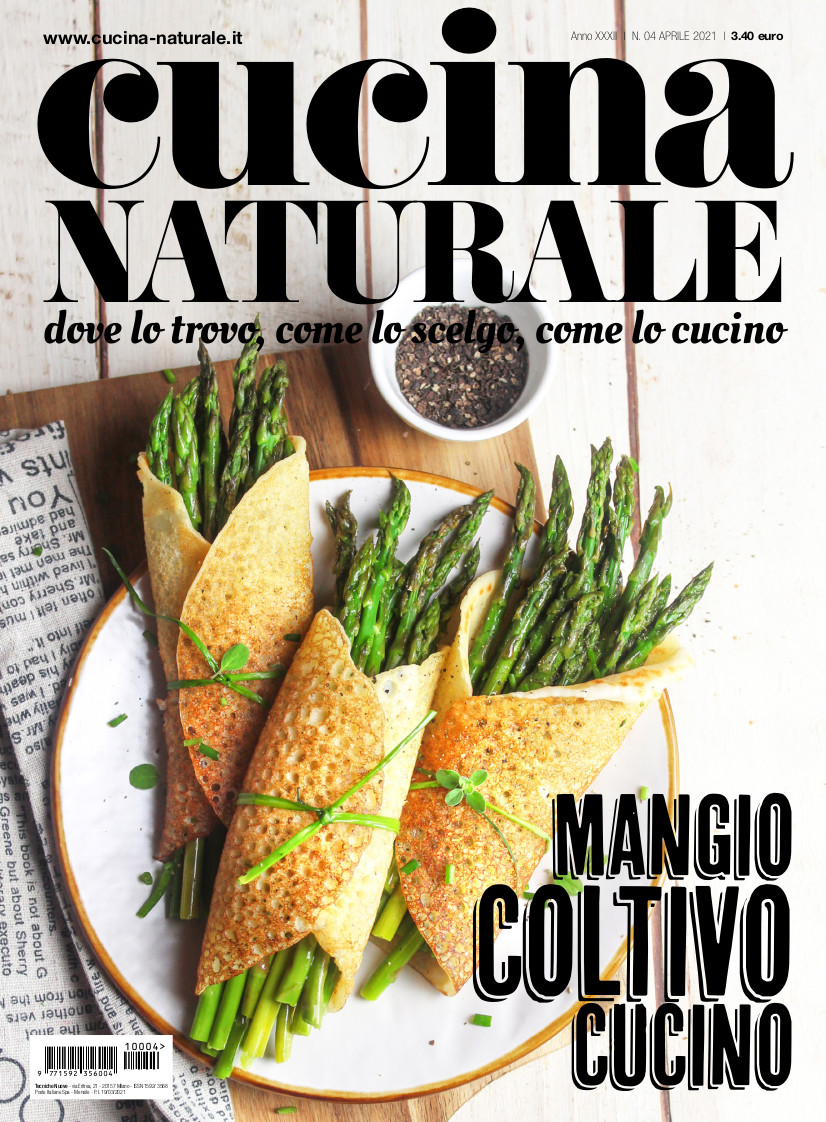 Cucina Naturale Di Aprile Green Non Solo In Cucina