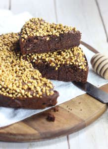 Torta di ricotta e cioccolato senza farine