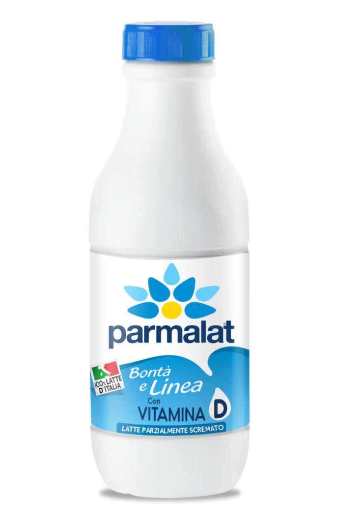 latte Parmalat con vitamina D