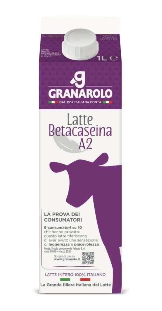 confezione di latte granarolo