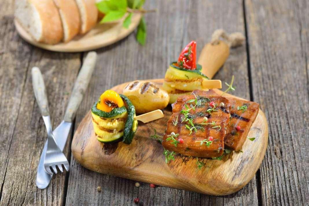 bistecca vegana