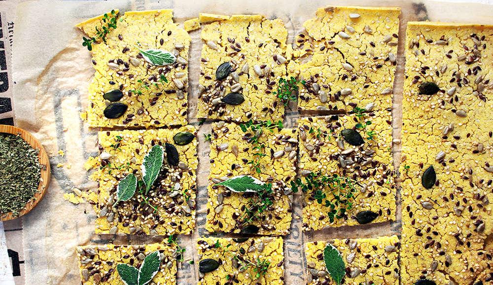 Crackers salutisti