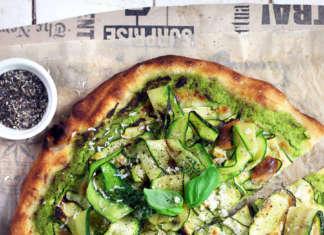 Pizza senza impasto