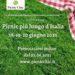 Arriva il picnic più lungo d'Italia