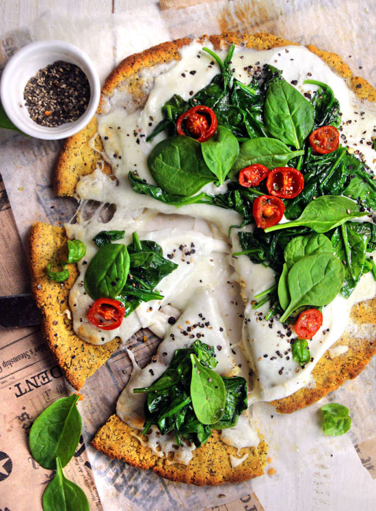Pizza taragna