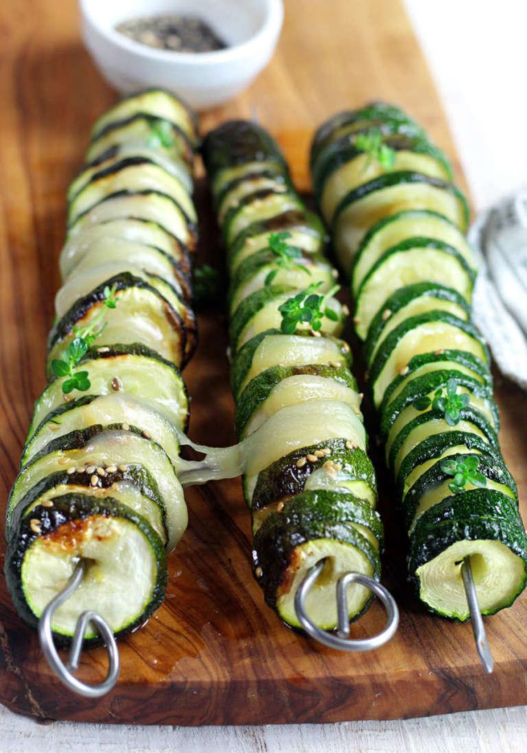 Zucchine fisarmonica