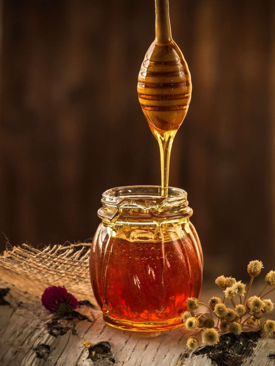 Andar per miele