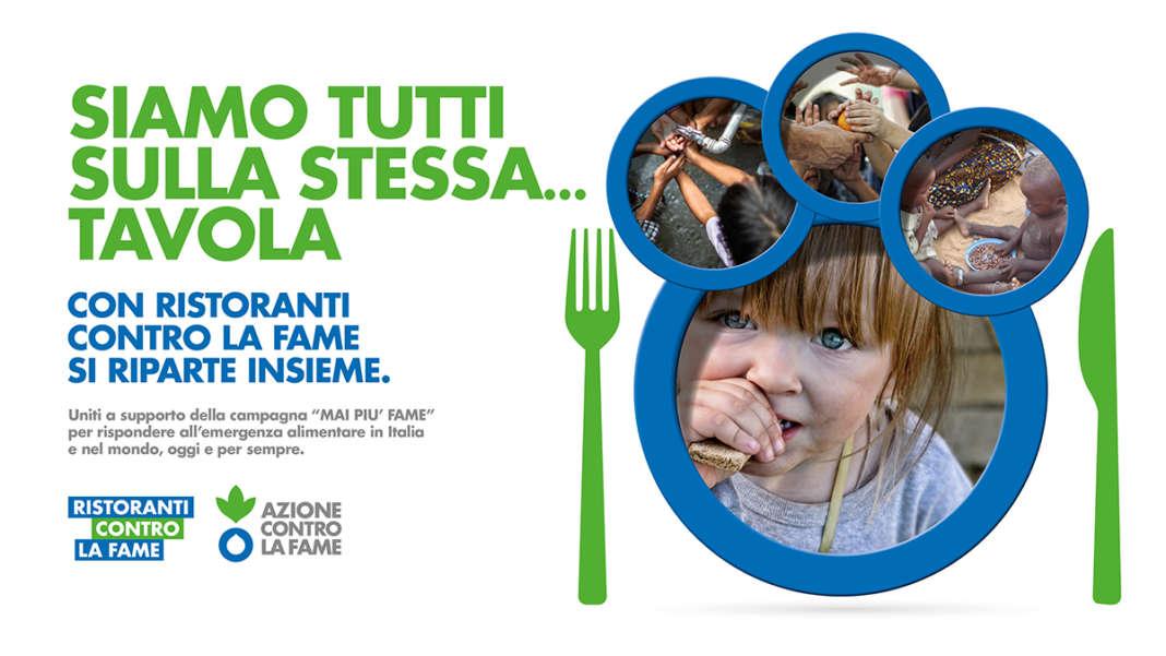 ristoranti contro la fame